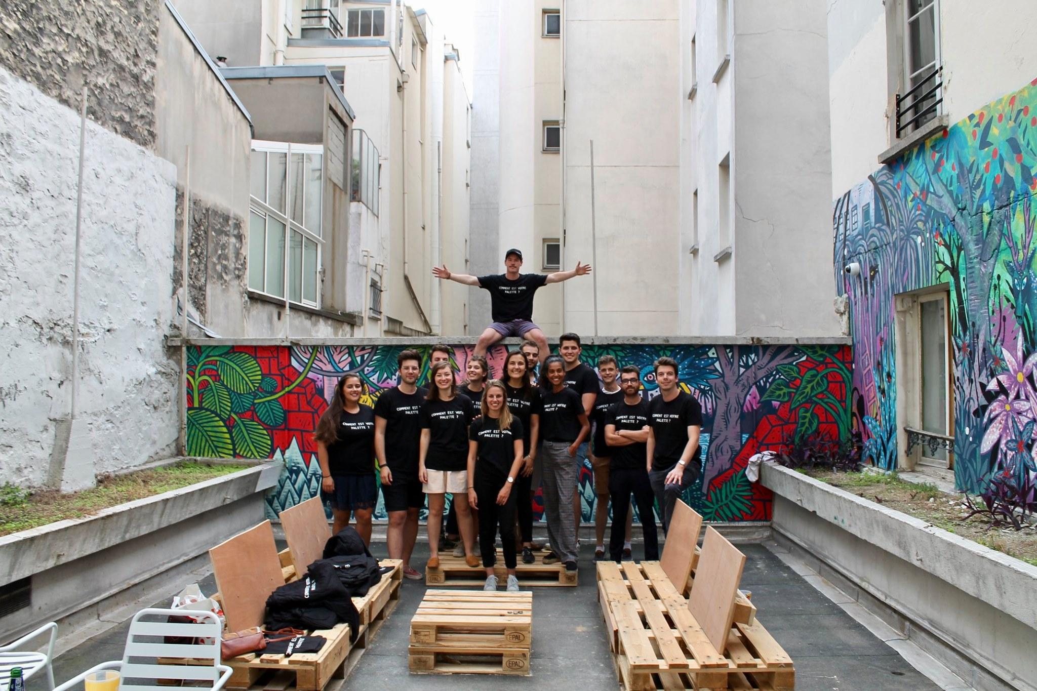 Unity Cube : allier solidarité, écoconstruction et urbanisme transitoire